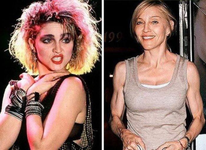 Шикарные женщины в молодости и в зрелом возрасте (30 фото)