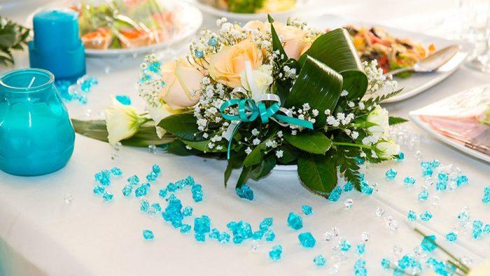 Поздравления с бирюзовой свадьбой на 18 лет совместной жизни (60 фото)