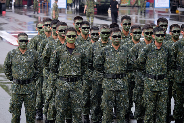 Спецназ разных стран (80 картинок)