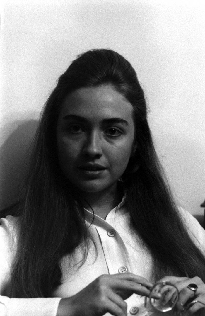 Фотографии Хиллари Клинтон в молодости (47 фото)