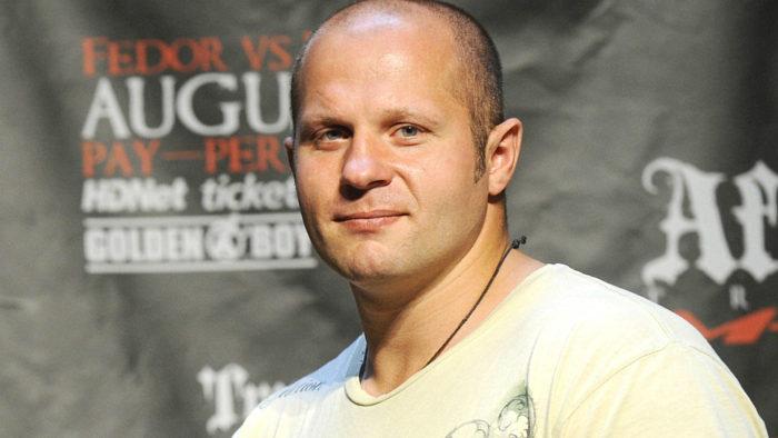 Федор Емельяненко (41 фото)