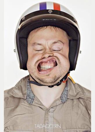 Смешные лица (75 фото)