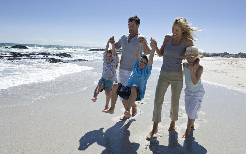 Фотографии счастливой семьи (120 картинок)