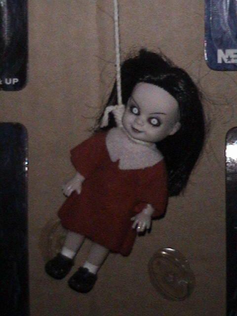 Самые жуткие куклы (70 фото)