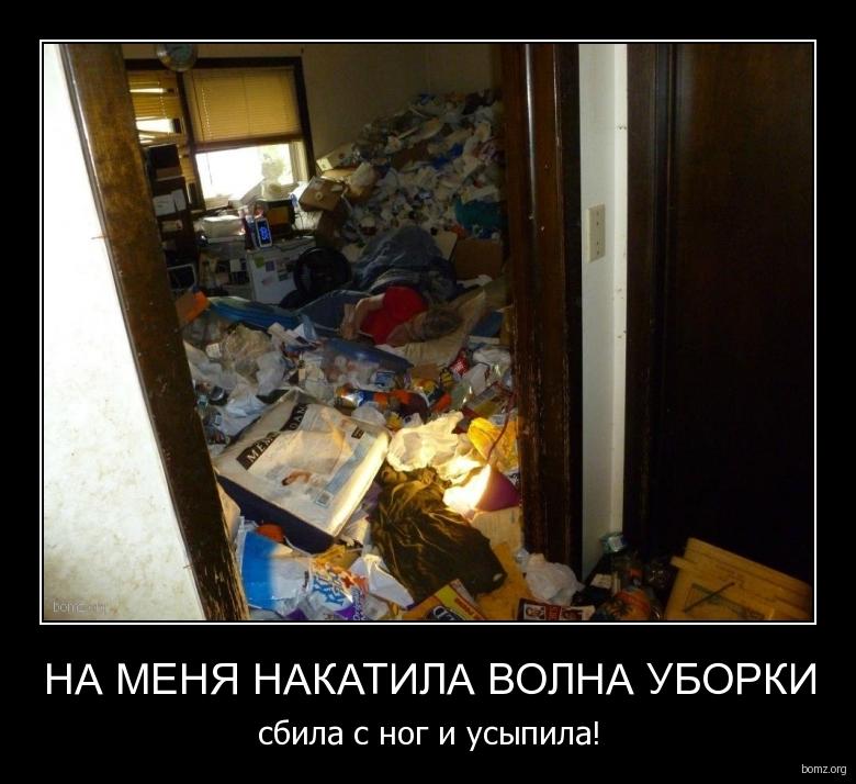 Приколы про уборку (105 картинок)