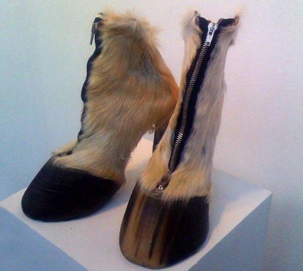 Смешная обувь (170 фото)