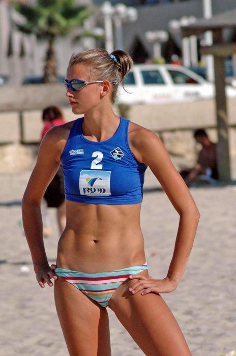 Фотографии спортивных девушек (160 фото)